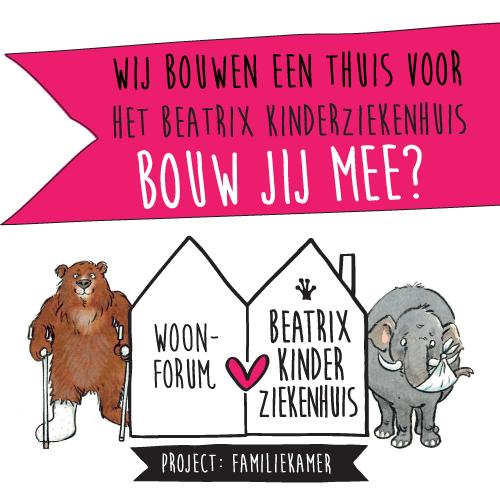 Vrienden van Beatrix kinderziekenhuis.