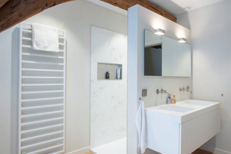 Riviera Maison Badkamer : Badkamer in prachtig grachtenpand woonforum