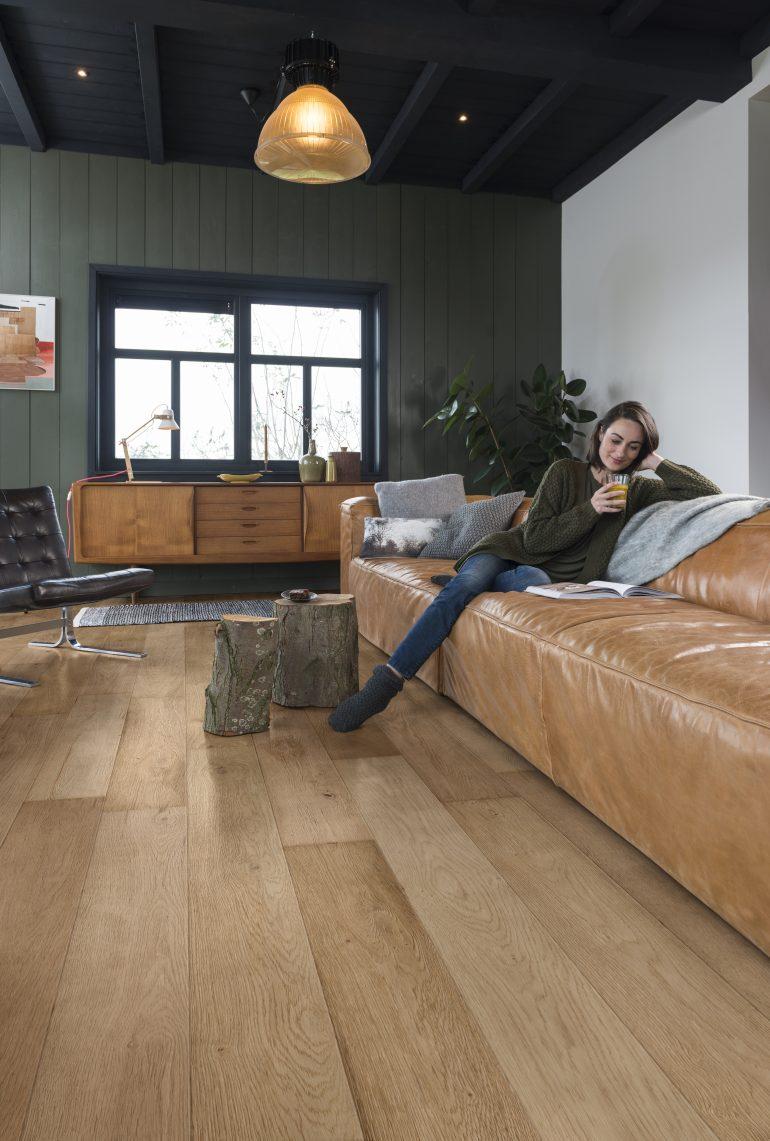 Koop je nieuwe vloer in het Woonforum van Groningen. Laat je adviseren over de mogelijkheden van vloerverwarming.