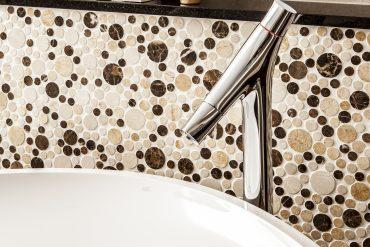 Organische vormen in je interieur, onder andere bij Baderie Water en Vuur.