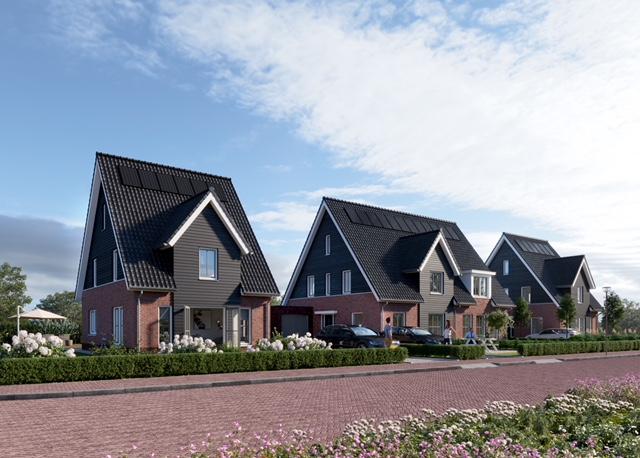 Ontdek wonen in De Nieuwe Stijl van Leek en bekijk het nieuwbouwproject in De Hoven.