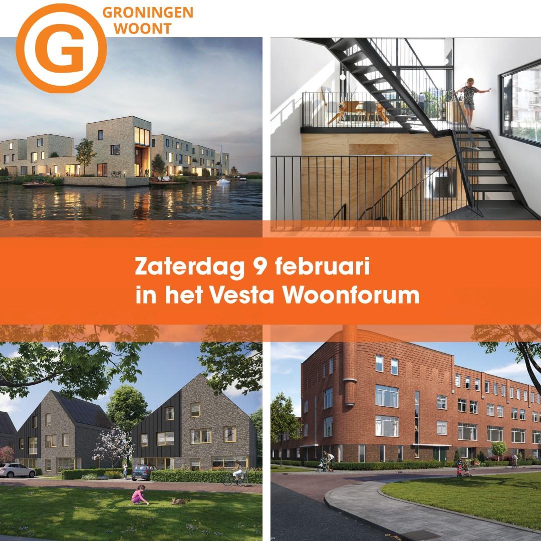Woonforum vesta Groningen woont nieuwbouw