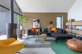 binnenkijken in kleurrijke woning